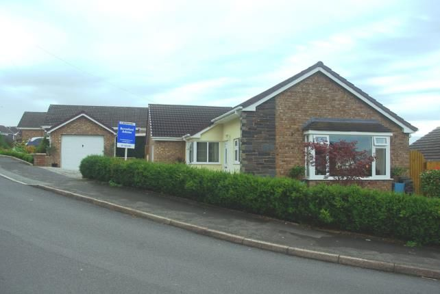 Thumbnail Bungalow for sale in Bishops Walk, St Asaph, Denbighshire, .