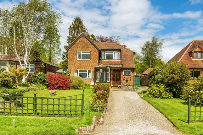Thumbnail Detached house for sale in Blackberry Road, Lingfield