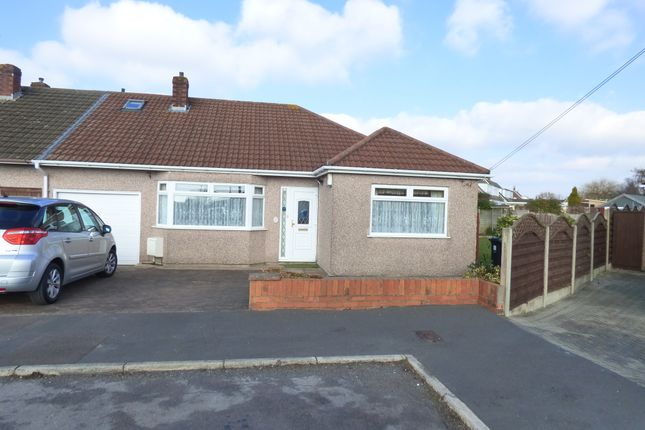 2 bed bungalow to rent in Shellmor Close, Patchway