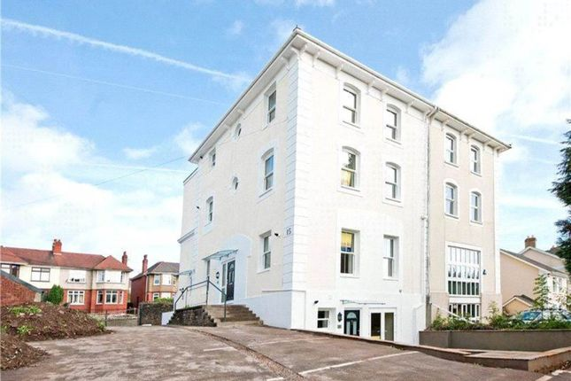Thumbnail Block of flats for sale in Gold Tops, Newport
