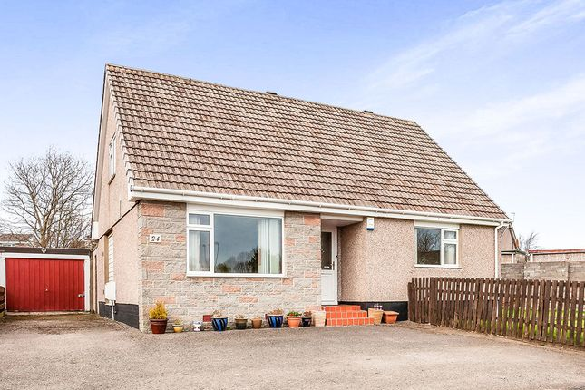 Thumbnail Detached house for sale in Malcolm Crescent, Monifieth, Dundee