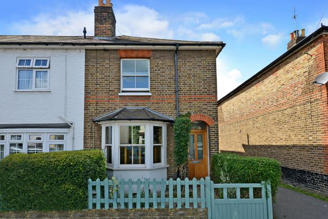 3 bed end terrace house for sale in Angel Road, Thames Ditton