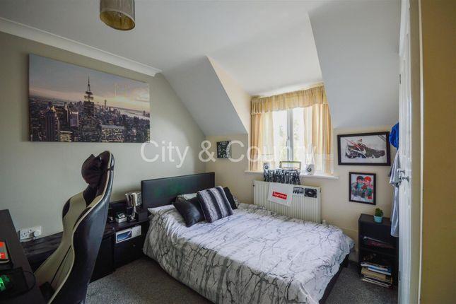 Bedroom Three of Manor Close, Farcet, Peterborough PE7