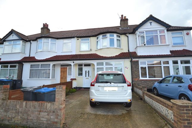 Thumbnail Terraced house to rent in Largewood Avenue, Tolworth, Surbiton
