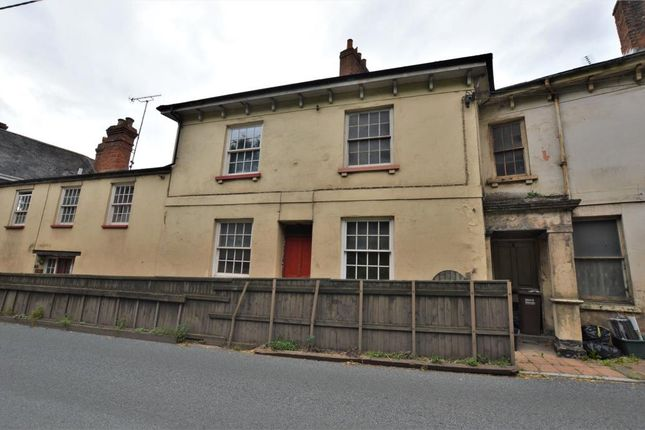 Front of Exeter Road, Crediton, Devon EX17