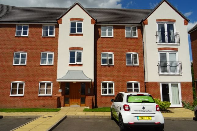 Thumbnail Flat to rent in Penruddock Drive, Tile Hill, Coventry