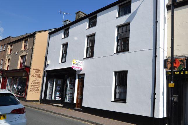 Thumbnail Terraced house for sale in Stryd Penlan, Pwllheli