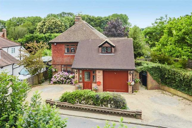 Thumbnail Detached house for sale in Brenchley Road, Tonbridge, Matfield