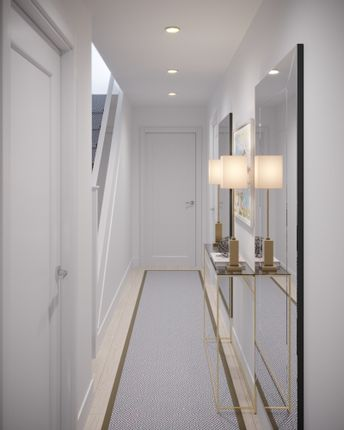 Hallway of Plot 6, Beauchief Grove S7