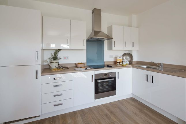 "Thumbnail Flat for sale in ""Block 10"" at Mugiemoss Road, Bucksburn, Aberdeen"
