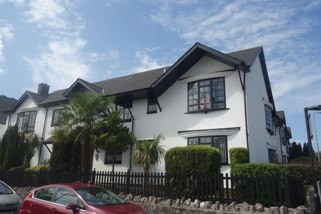 Thumbnail Flat for sale in Britway Road, Dinas Powys
