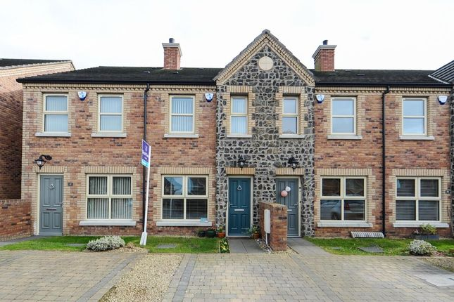 Thumbnail Terraced house for sale in Millers Park Avenue, Newtownards