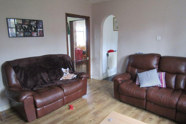 Thumbnail Semi-detached house for sale in Wenault Road, Aberdare