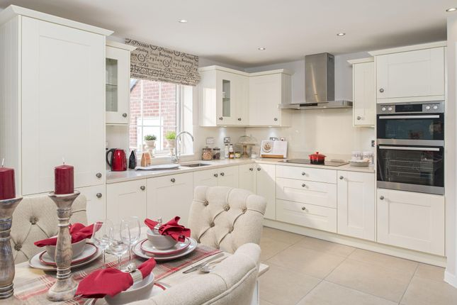 "Thumbnail Detached house for sale in ""Irving"" at Lime Kiln Coppice, Felpham, Bognor Regis"