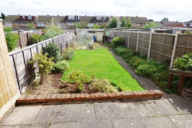 Garden of Malmesbury Road, Whitmore Park, Coventry CV6