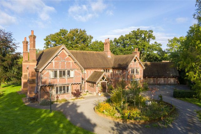 Thumbnail Detached house for sale in Alcester Heath, Alcester