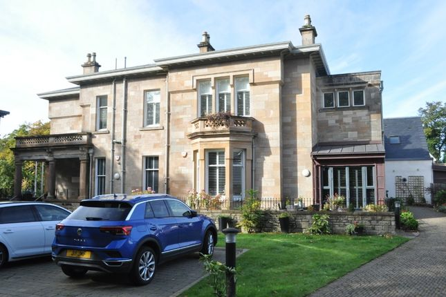 Thumbnail Flat for sale in Thorn Grove, 2 Chesters House, Bearsden, East Dunbartonshire