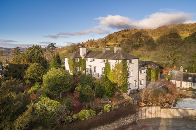Thumbnail Detached house for sale in Beechmount, Near Sawrey, Ambleside, Cumbria