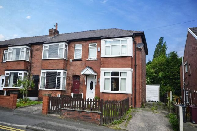 Thumbnail Semi-detached house for sale in Queen Street, Farnworth, Bolton