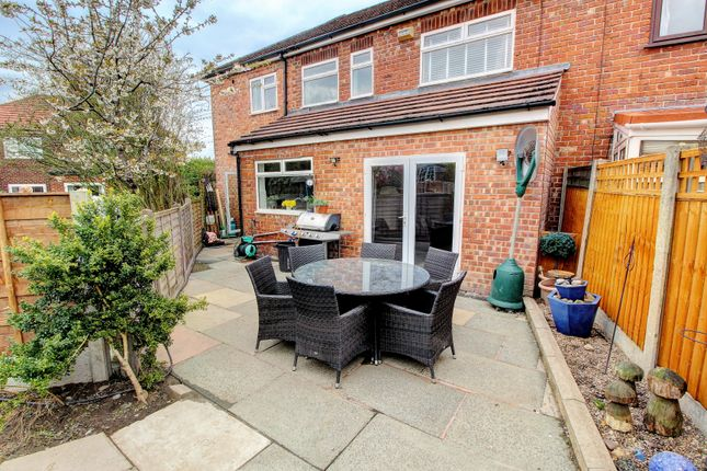 Patio Area of Oakdene Avenue, Heald Green, Cheadle SK8