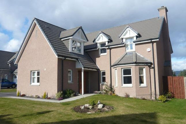 Thumbnail Detached house to rent in Willow Tree Way, Banchory