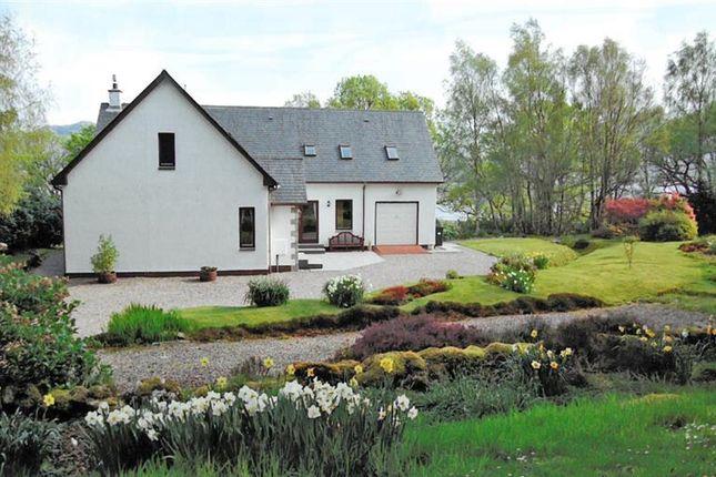 Thumbnail Detached bungalow for sale in The Halt, Roshven, Lochailort