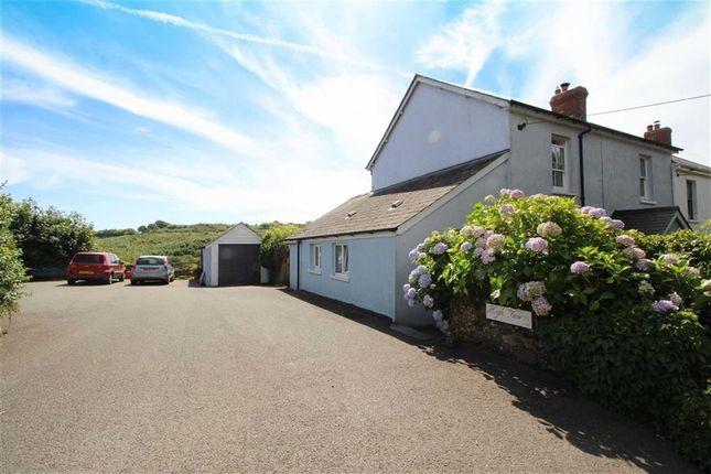 Thumbnail Semi-detached house for sale in Horns Cross, Bideford
