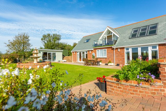 Thumbnail Detached house for sale in Woolacombe Station Road, Woolacombe
