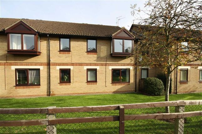 1 bed flat for sale in Ivyfield Court, Charter Road, Chippenham, Wiltshire