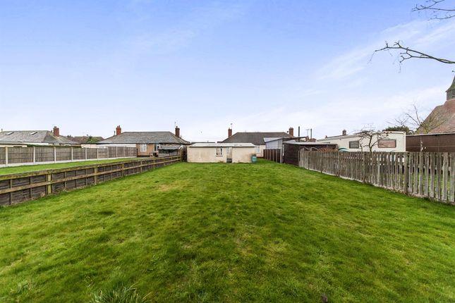 Thumbnail Semi-detached bungalow for sale in Burnham Road, Latchingdon, Chelmsford