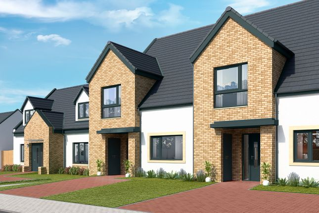 Thumbnail Terraced house for sale in The Muirs, Kinross