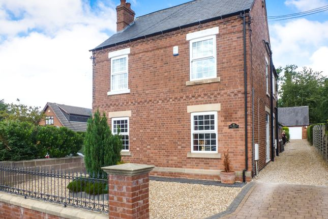 Thumbnail Detached house for sale in Broad Lane, Brinsley, Nottingham