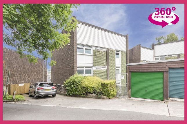 Thumbnail Flat for sale in Cathedral Court, Newport