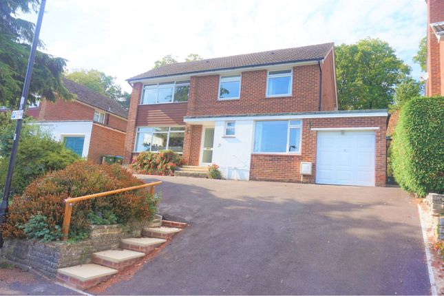 Thumbnail Detached house for sale in Woodview Close, Bassett Southampton