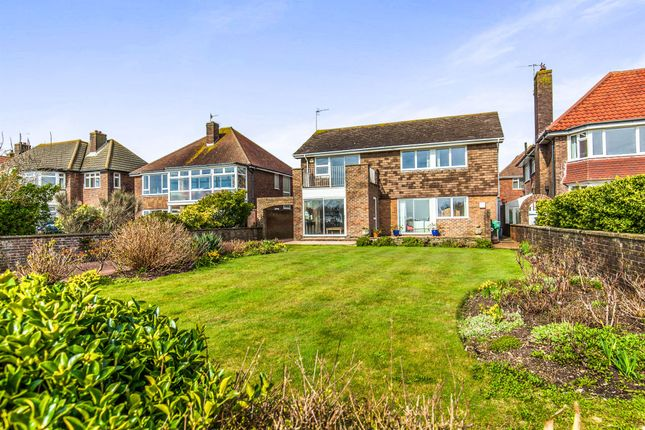 Thumbnail Detached house for sale in Marine Drive, Goring-By-Sea, Worthing