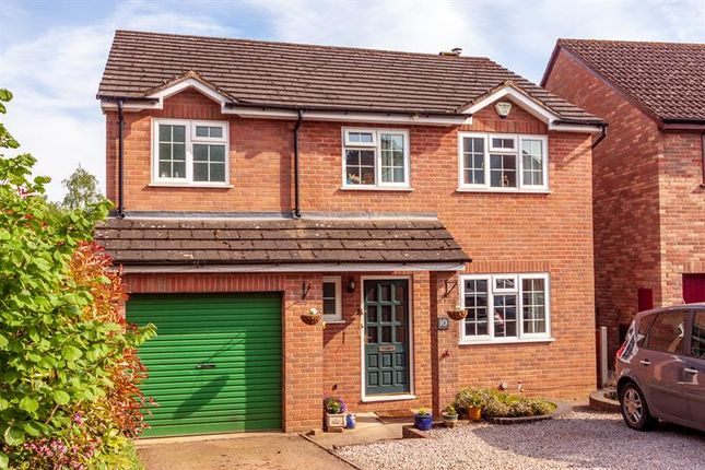 Thumbnail Detached house for sale in Brookmead, Ross-On-Wye