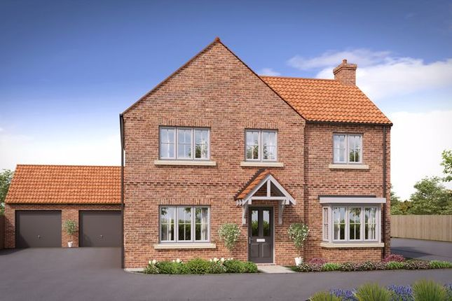 4 bed detached house for sale in The Skipton, Church Farm, Tockwith YO26