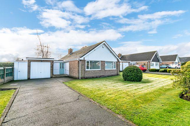 Thumbnail Detached bungalow for sale in Dudlow Green Road, Appleton, Warrington
