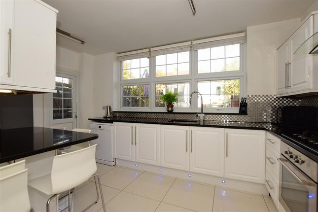 Semi-detached house for sale in Southend Road, Woodford Green, Essex