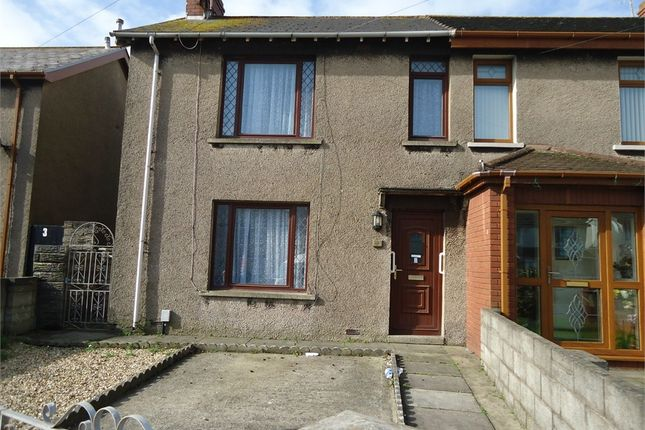 Thumbnail Semi-detached house for sale in Wheatley Avenue, Port Talbot, West Glamorgan