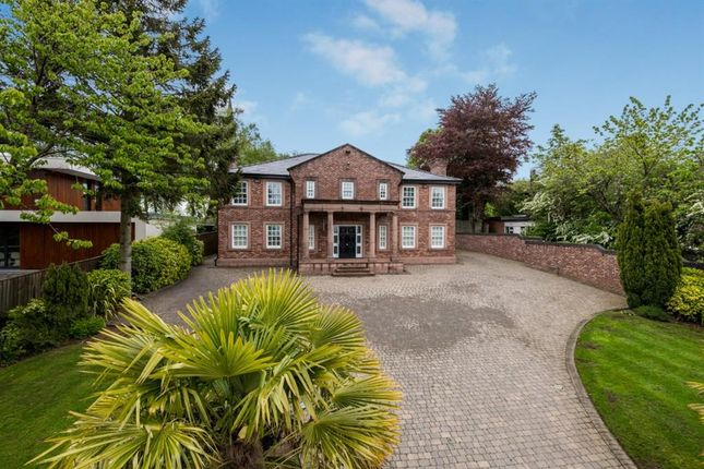 Thumbnail Detached house to rent in Leigh Road, Worsley, Manchester