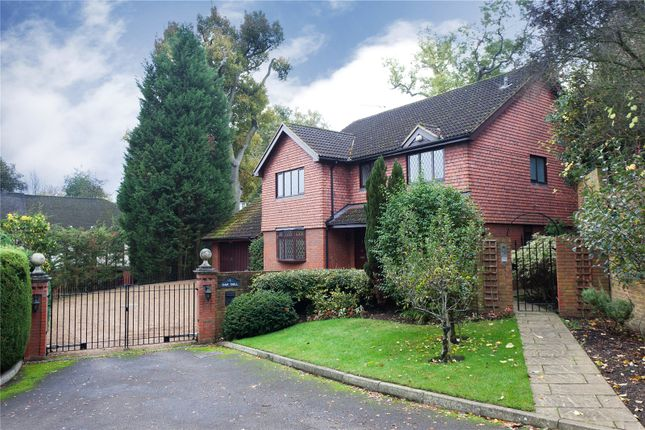 Thumbnail Detached house for sale in Coombe Hill Road, Kingston Upon Thames
