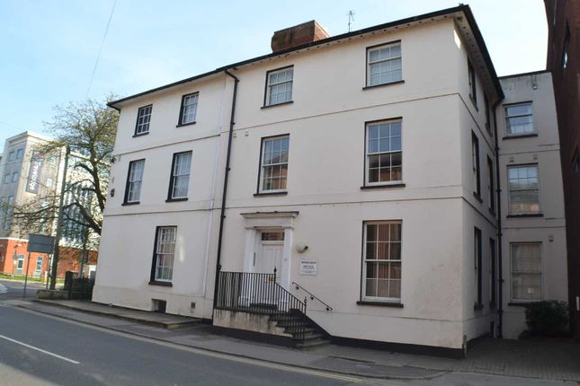 Thumbnail Flat to rent in London Road, Newbury