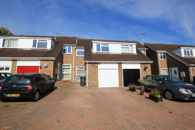 Thumbnail Terraced house to rent in Woburn Close, Stevenage