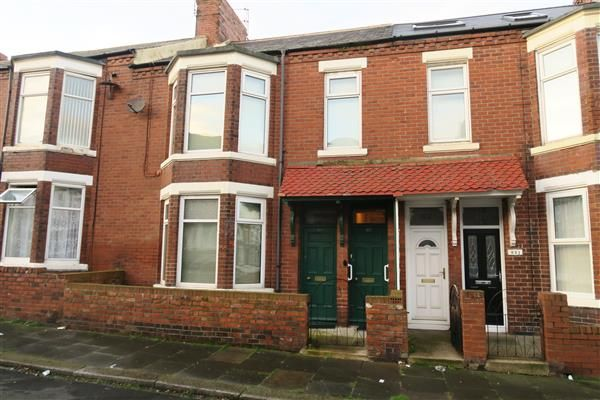 Thumbnail Flat for sale in St. Vincent Street, South Shields