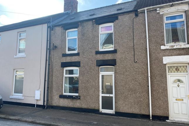 Thumbnail Terraced house for sale in 5 Station Road West, Trimdon Station, County Durham