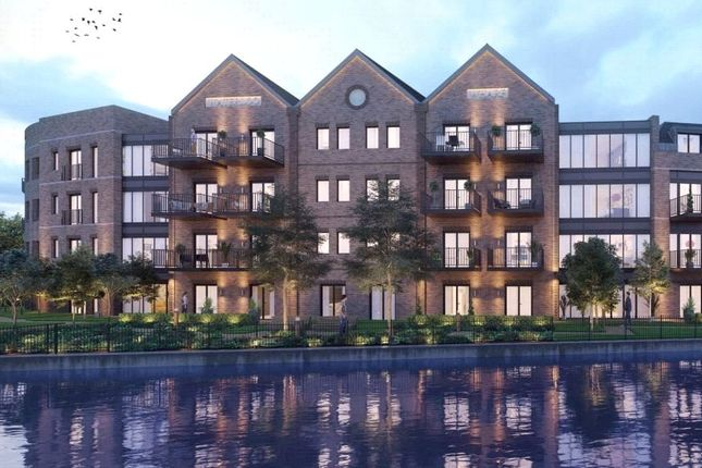 Thumbnail Flat for sale in Waterloo Wharf, Waterloo Road, Uxbridge