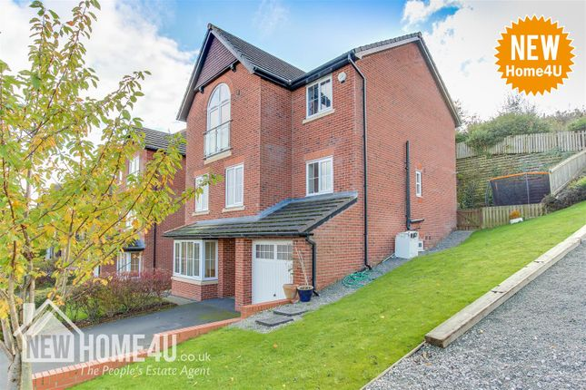 Front Of Home: of Llys Bychan, Holywell CH8