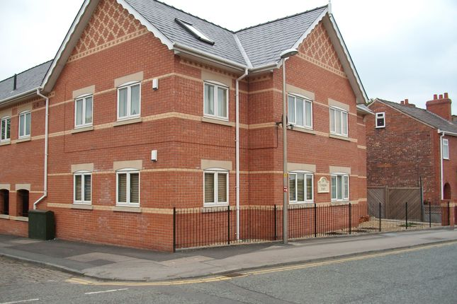 Thumbnail Flat to rent in Crompton Court, Ashton-In-Makerfield