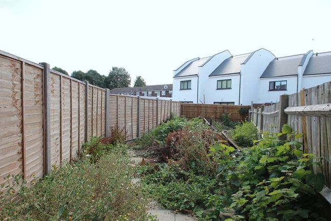 Thumbnail Land for sale in Overton Road, Abbey Wood, London